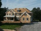 Chester County spray foam insulated new construction
